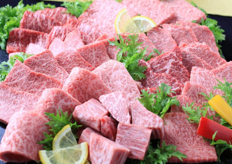 ビーフコレクションひらまつ生肉